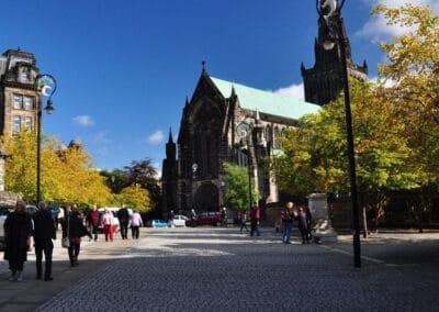 exchange program skotland