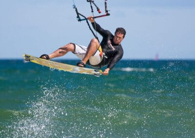 kite surfing exchange sydafrika