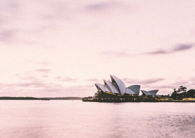 Udveksling Australien