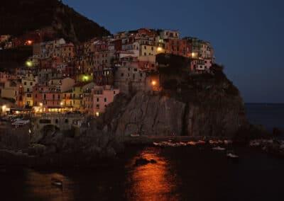 udvekslingsrejse ved italiensk kyst