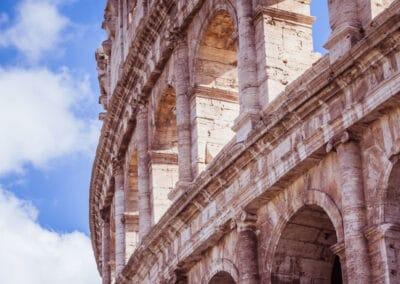 udvekslingsstudent i rom italien