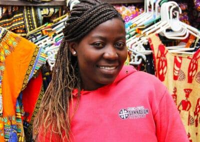 udvekslingsstudent sydafrika